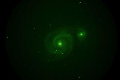 M51 Gxy Mew250 F12 25sec 50iso