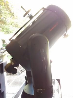 Sky Safari turns My scope upside down