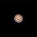 Jupiter from my front porch