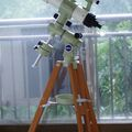 Nikon 8cm ED refracting telescope
