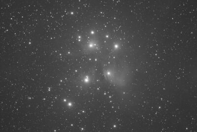 M45 - 1st sub from SI183MM-Pro Lum filter