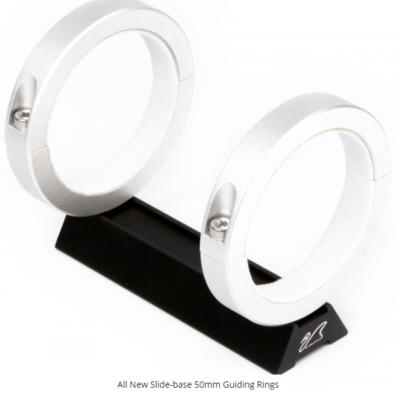 WO slide base 50mm guiding rings