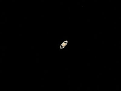 First attempt at Saturn with new scope