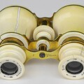 Simon Waldstein opera glasses with the triplet objectives