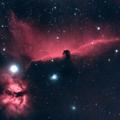 IC434_Horsehead & Flame Nebula [300]