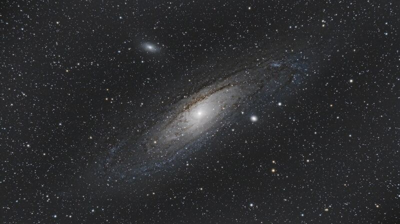 M31 First image