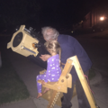 Carrie viewing Saturn 7 17 2017 A