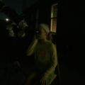 Hannah observing double stars A