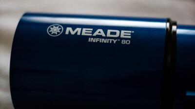 Meade Infinity 80