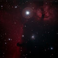 First Image of the Horse head nebula!