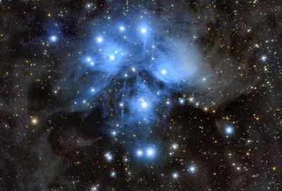 M45 the Pleiades 10/17/20