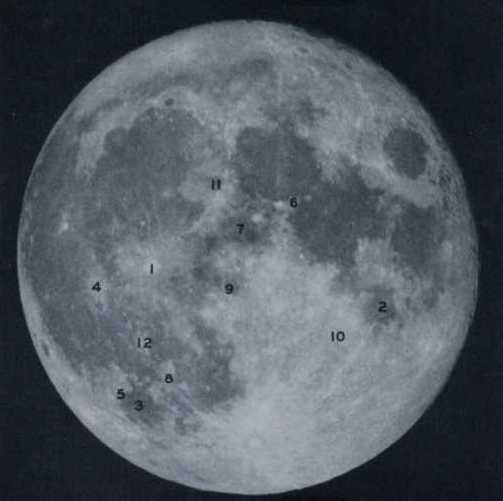 Astronomical Scrapbook June 1962