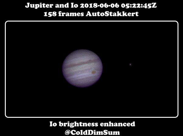 Jupiter 2018-06-06
