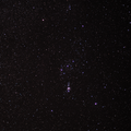 Orion Constellation 2019-12-30