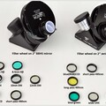 Filter wheels And filters