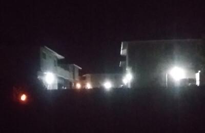 Condoland Light Pollution before