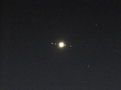 Jupitor 4 moons 0
