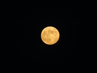 Partial Penumbral Lunar Eclipse, June 5, 2020