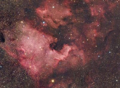 North American Nebula NGC7000