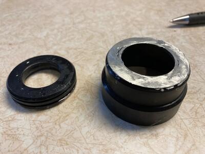 Cut C-Mount Adapter