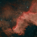 Cygnus wall Ha O3 color cropped And stretched HLV starkiller Cc3 Png