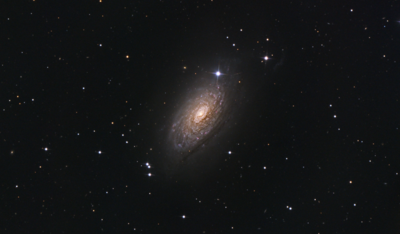 M63 with XX16g, A7s and Siril