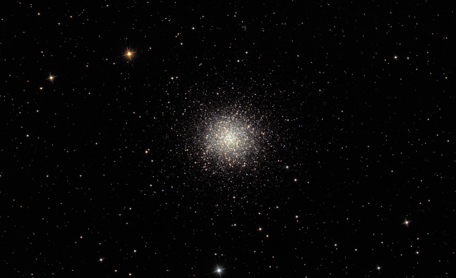 M13 OSC only photo taken by the elf