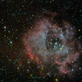 NGC2237 , 5 hours integration , unmmoded