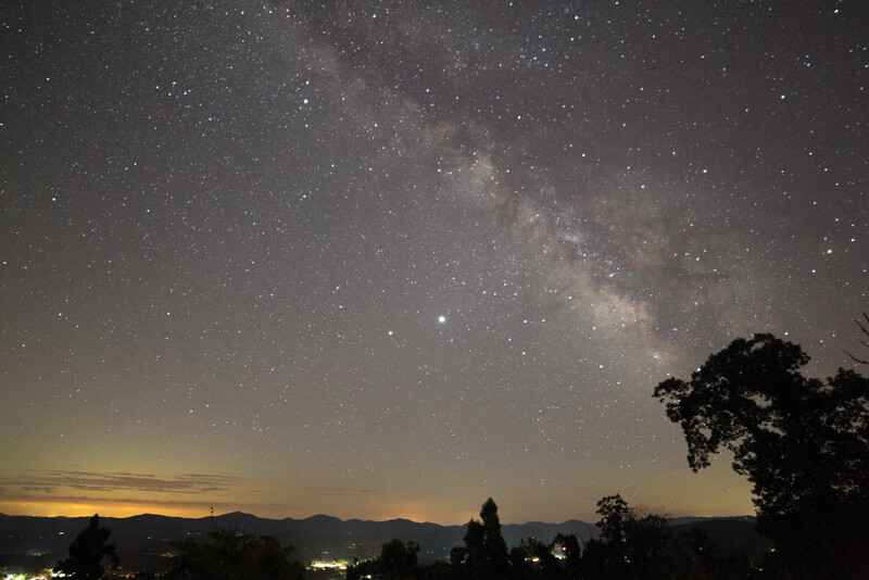 Milky Way over Afton - UNedited