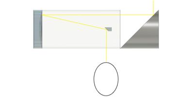 Newtonian w/ third mirror?