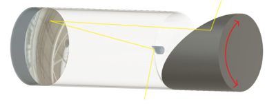Right angle Newtonian 4