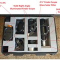 My Scope Finder Case - Upper Storage