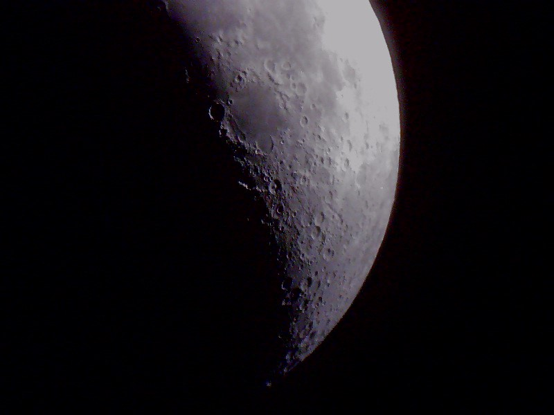 08-24-2020 Moon with Tasco Scope And Sv105