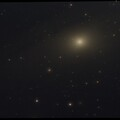 M31 - stacked frames - st80/asi224