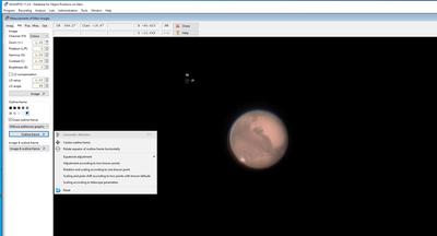 WinJUPOS On Mars