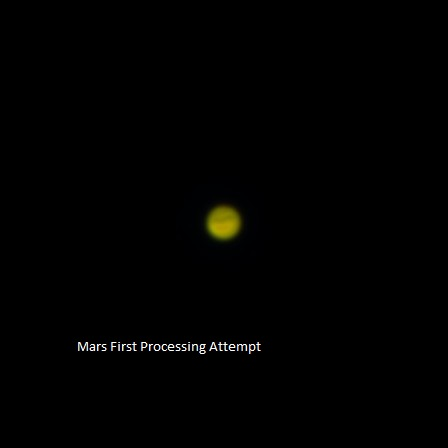 Mars First Processing