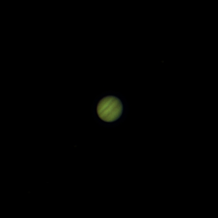 first astrophoto