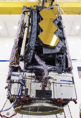 830px NASA's James Webb Space Telescope Completes Environmental Testing (50427670958) (cropped)