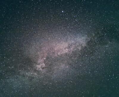 Pixel Milkyway