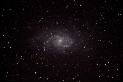 M 33 Triangulum Galaxy 20 Oct 2020a