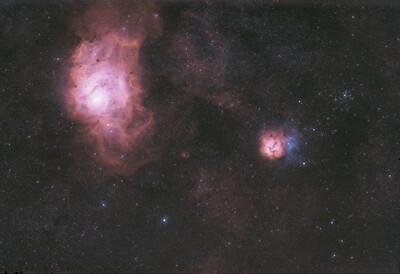 M8 combine RGB image Lpc Cbg 1 St