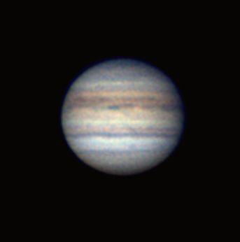 Jupiter   No barlow