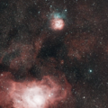 Lagoon and Trifid by JCN