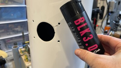 BLK3.0 in the tube