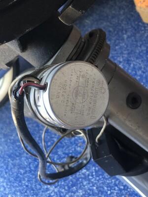 Dec drive motor