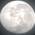First Shot of the Moon Through Celestron FirstScope 114