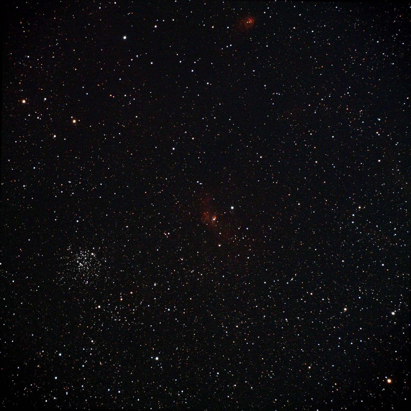 Bubble & M52 17 x 10s