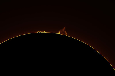 2021-06-16 Prominences