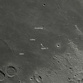 3. Moon with Apollo 11 landing site, 2020-06-28