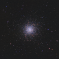 M13 Drizzled and Cropped